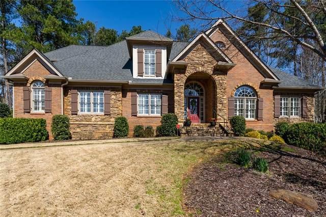 5102 Bugle Sound Way NW, Kennesaw, GA 30152 (MLS #6694791) :: Path & Post Real Estate