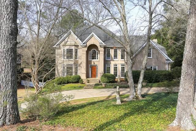 112 Atlanta Country Club Drive SE, Marietta, GA 30067 (MLS #6694804) :: RE/MAX Prestige