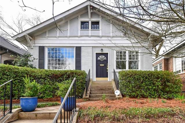 403 5th Street NE, Atlanta, GA 30308 (MLS #6694839) :: Thomas Ramon Realty