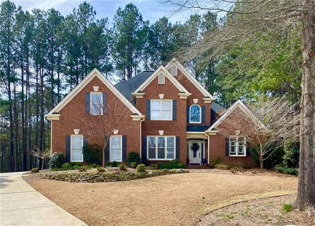 1025 York Cove, Milton, GA 30004 (MLS #6694845) :: RE/MAX Prestige