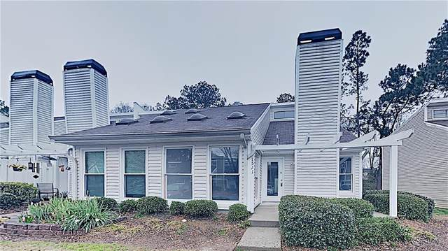 1511 Planters Ridge Lane, Alpharetta, GA 30004 (MLS #6694872) :: North Atlanta Home Team
