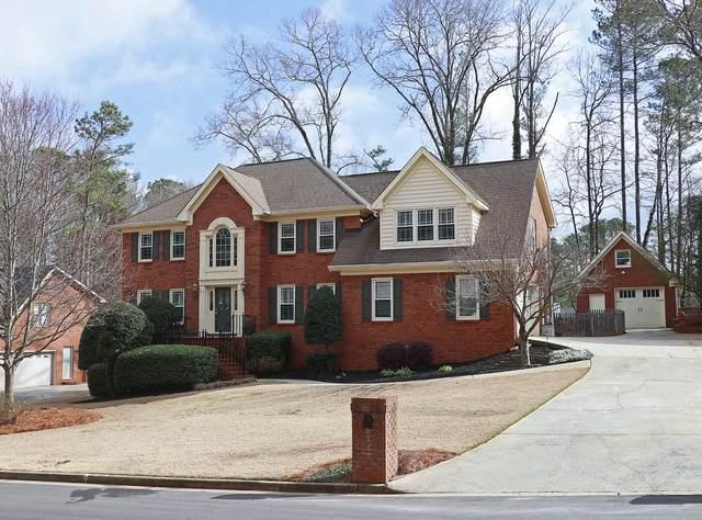 2001 Oak Branch Way, Stone Mountain, GA 30087 (MLS #6694907) :: North Atlanta Home Team