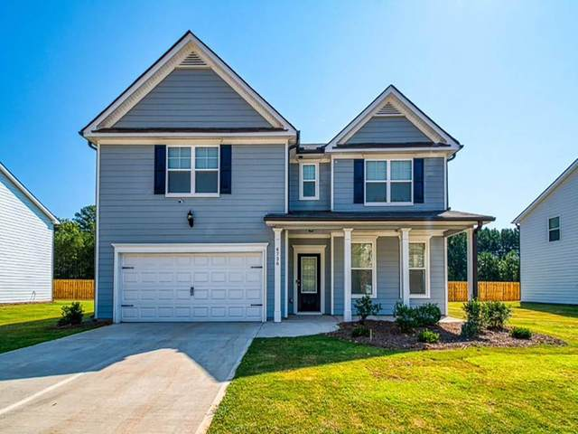 348 Layfield Drive, Jonesboro, GA 30238 (MLS #6694919) :: MyKB Partners, A Real Estate Knowledge Base
