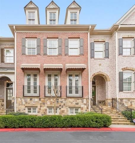2303 Saint Davids Square NW #13, Kennesaw, GA 30152 (MLS #6694925) :: Kennesaw Life Real Estate