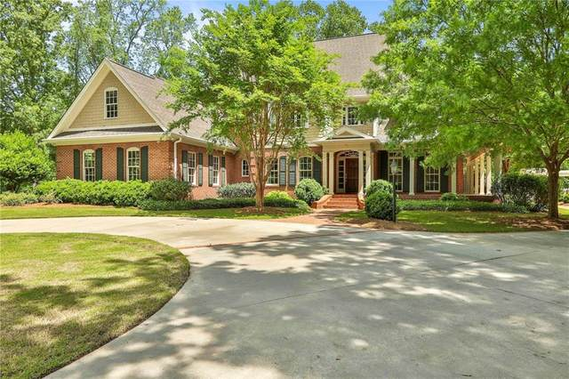 220 Riveroak Drive, Fayetteville, GA 30215 (MLS #6694965) :: North Atlanta Home Team