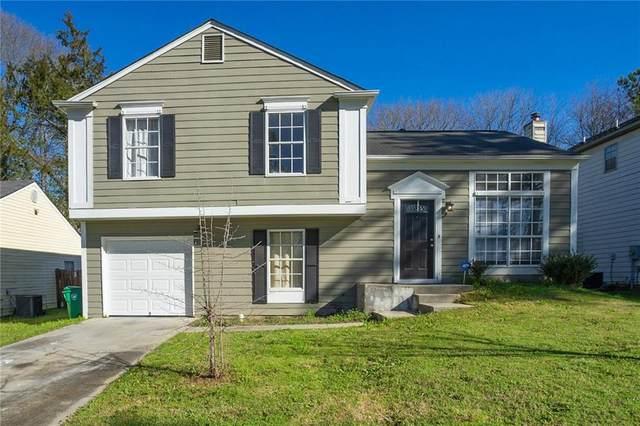 6617 Eastbriar Drive, Lithonia, GA 30058 (MLS #6694986) :: Rock River Realty