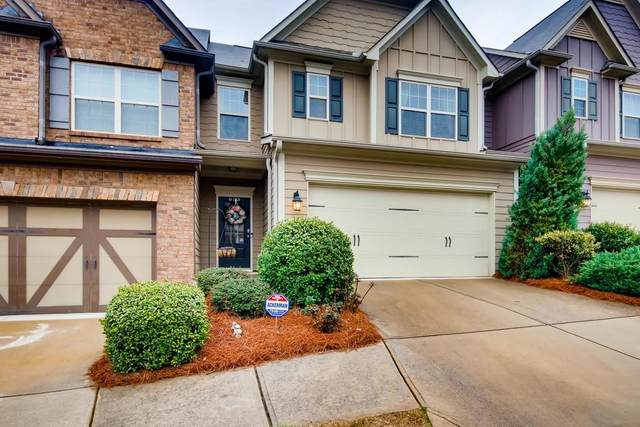 653 Cobblestone Creek Lane #15, Mableton, GA 30126 (MLS #6694997) :: The Heyl Group at Keller Williams