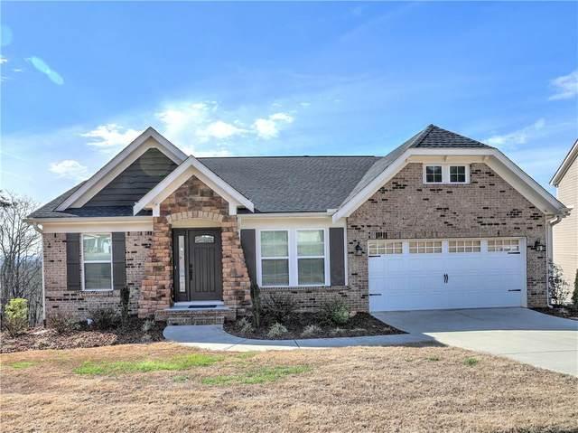 309 Sky High Trail, Canton, GA 30114 (MLS #6695008) :: MyKB Partners, A Real Estate Knowledge Base