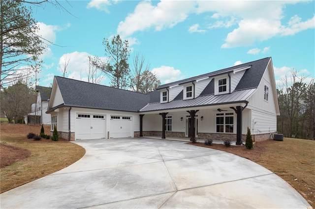 105 Crown Lane, Woodstock, GA 30188 (MLS #6695057) :: Path & Post Real Estate