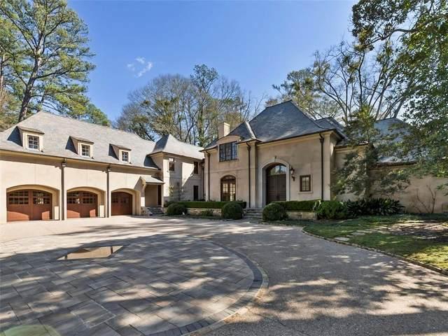 450 Blackland Road NW, Atlanta, GA 30342 (MLS #6695059) :: RE/MAX Prestige