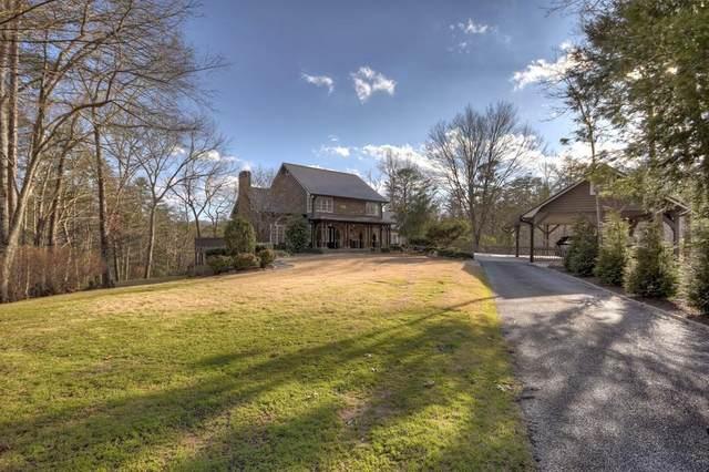 223 Mountain Tops Road, Blue Ridge, GA 30513 (MLS #6695067) :: North Atlanta Home Team