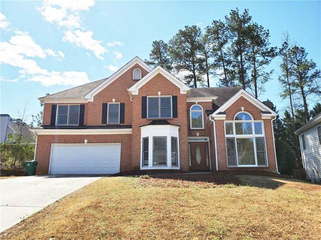 7411 Harbor Glen, Stone Mountain, GA 30087 (MLS #6695068) :: MyKB Partners, A Real Estate Knowledge Base
