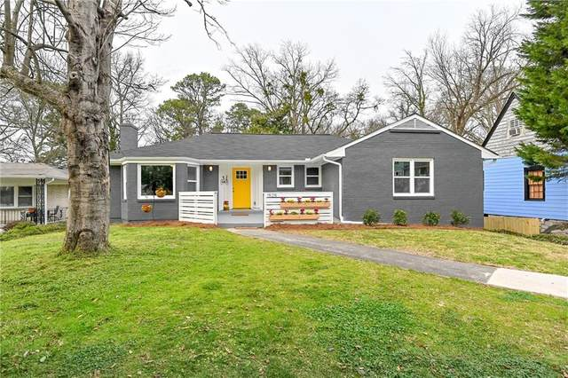 1525 Mozley Place SW, Atlanta, GA 30314 (MLS #6695119) :: MyKB Partners, A Real Estate Knowledge Base