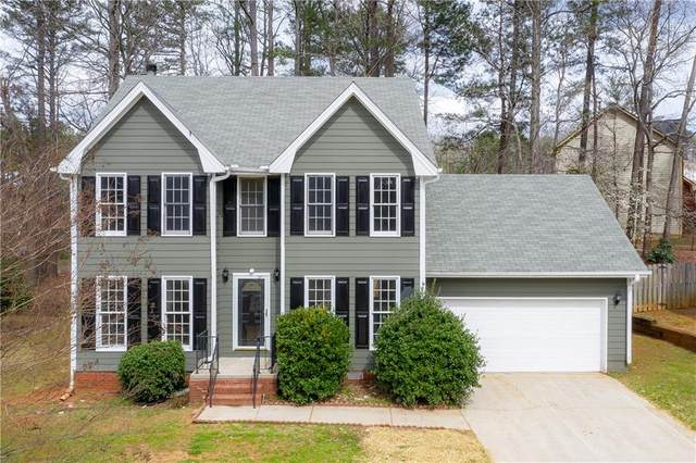 3285 Ridgerock Way, Snellville, GA 30078 (MLS #6695135) :: The Cowan Connection Team