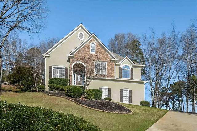 5840 Fairway View Drive, Suwanee, GA 30024 (MLS #6695167) :: North Atlanta Home Team