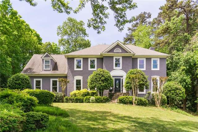1060 Finnsbury Drive, Roswell, GA 30075 (MLS #6695194) :: North Atlanta Home Team