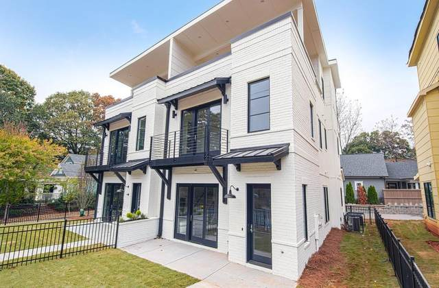 1112 Arkwright Place B, Atlanta, GA 30316 (MLS #6695211) :: North Atlanta Home Team