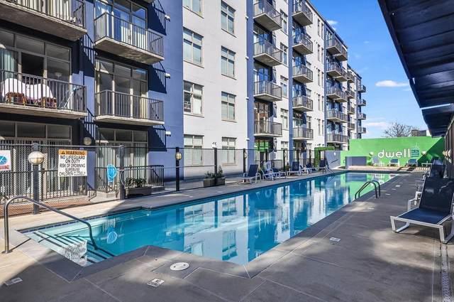 171 Auburn Avenue NE #230, Atlanta, GA 30303 (MLS #6695223) :: Vicki Dyer Real Estate