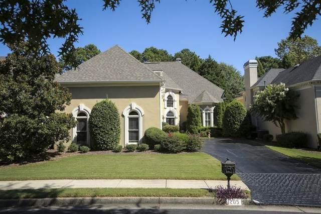 1205 Greatwood Manor, Alpharetta, GA 30005 (MLS #6695226) :: RE/MAX Prestige