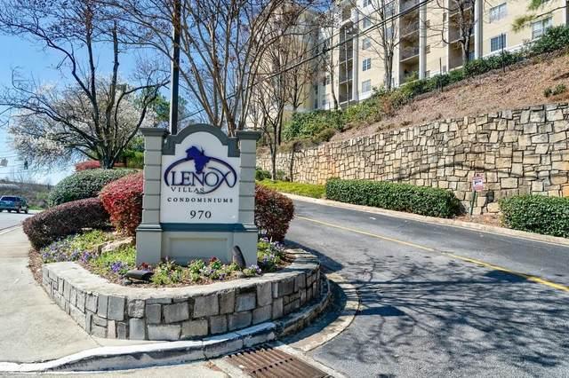970 Sidney Marcus Boulevard NE #2308, Atlanta, GA 30324 (MLS #6695263) :: Rich Spaulding