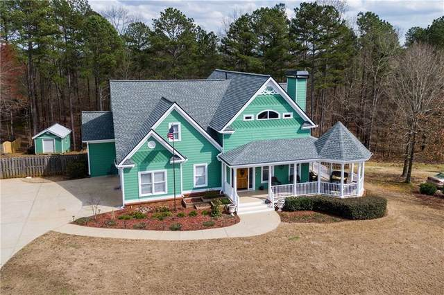 140 Carmel Ridge Road, Canton, GA 30114 (MLS #6695292) :: KELLY+CO