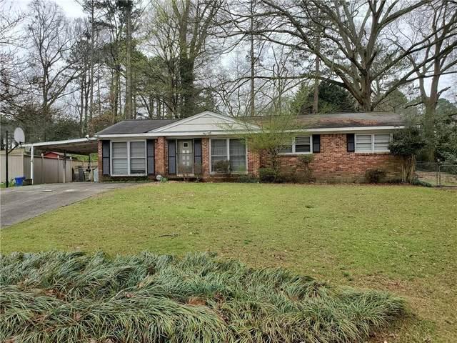 2575 Woodgreen Drive, Atlanta, GA 30341 (MLS #6695303) :: The Heyl Group at Keller Williams
