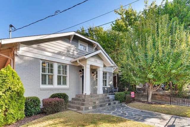 1020 Greenwood Avenue NE, Atlanta, GA 30306 (MLS #6695475) :: Dillard and Company Realty Group