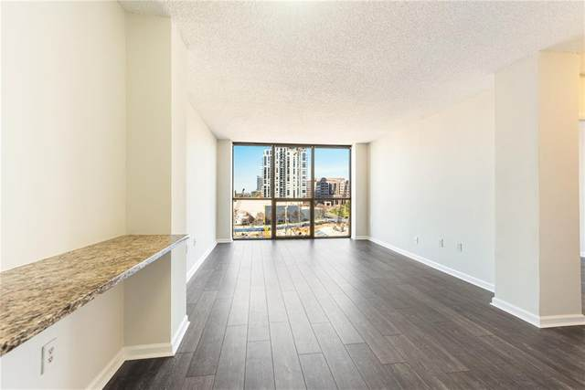 1280 W Peachtree Street NW #1113, Atlanta, GA 30309 (MLS #6695519) :: The Zac Team @ RE/MAX Metro Atlanta