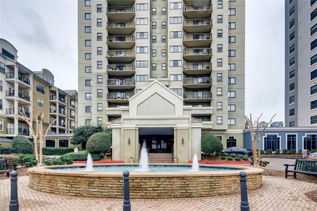 795 Hammond Drive #411, Atlanta, GA 30328 (MLS #6695521) :: Rich Spaulding