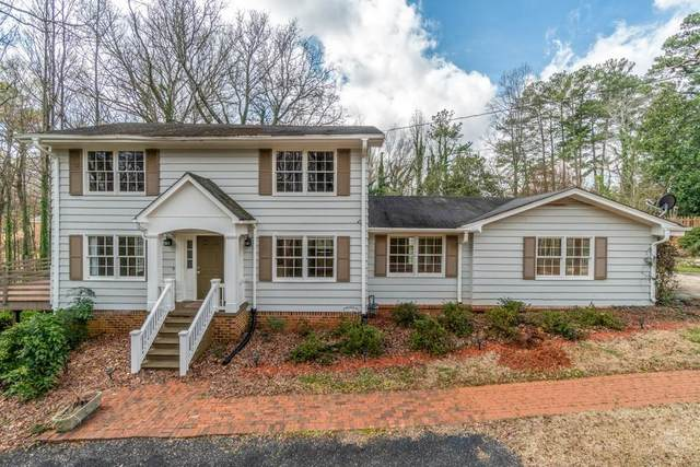 5044 Lilburn Stone Mountain Road SW, Lilburn, GA 30047 (MLS #6695603) :: MyKB Partners, A Real Estate Knowledge Base