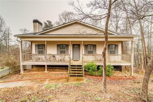 724 Black Knob Church Road, Ranger, GA 30734 (MLS #6695622) :: Path & Post Real Estate