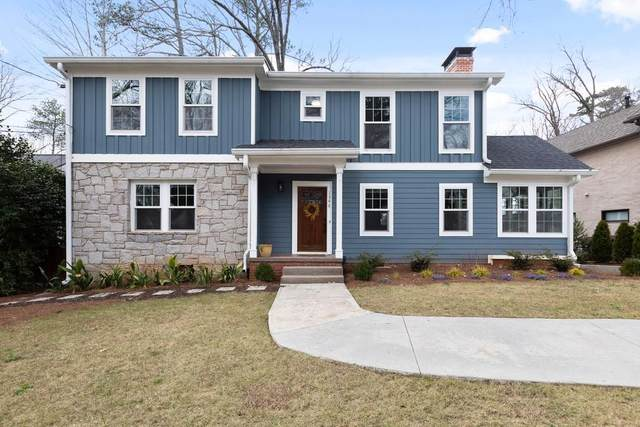1346 Middlesex Avenue NE, Atlanta, GA 30306 (MLS #6695645) :: North Atlanta Home Team