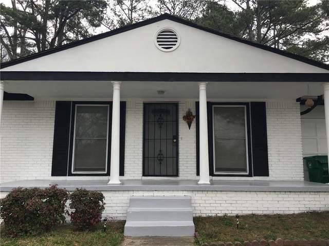 1434 Panola Road, Stone Mountain, GA 30088 (MLS #6695741) :: Rock River Realty