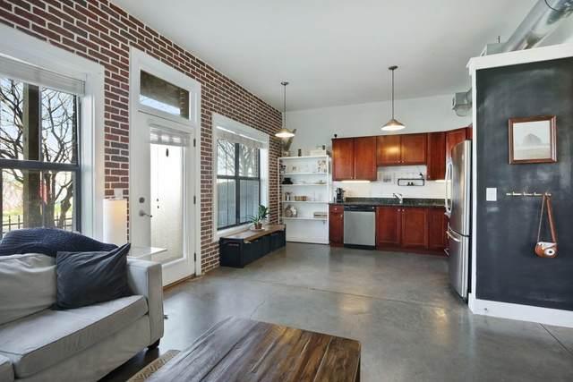 791 Wylie Street SE #905, Atlanta, GA 30316 (MLS #6695789) :: Rich Spaulding