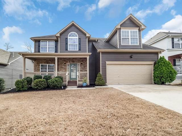 670 Moonlight Way, Suwanee, GA 30024 (MLS #6695838) :: MyKB Partners, A Real Estate Knowledge Base