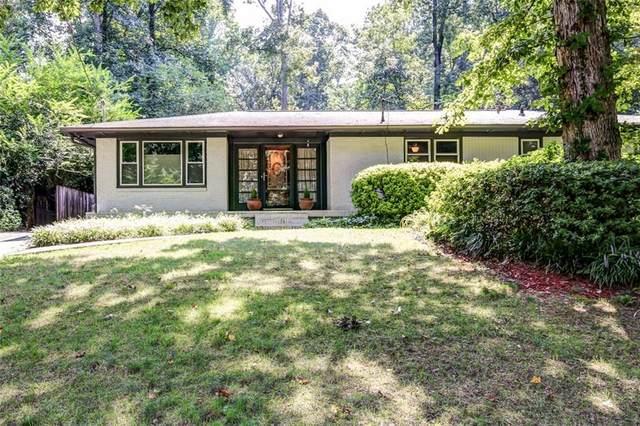 1396 Bubbling Creek Road NE, Brookhaven, GA 30319 (MLS #6695925) :: MyKB Partners, A Real Estate Knowledge Base