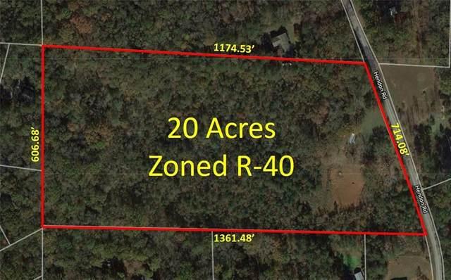 1575 Hendon Road, Woodstock, GA 30188 (MLS #6695942) :: Path & Post Real Estate