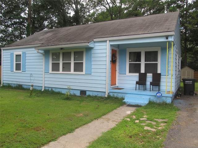 1952 Alexander Street SE, Smyrna, GA 30080 (MLS #6695967) :: MyKB Partners, A Real Estate Knowledge Base