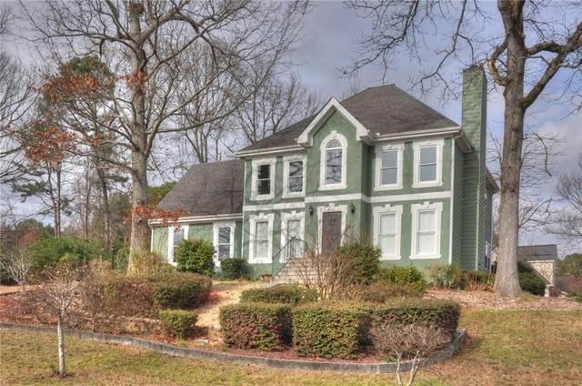 1444 Millennial Lane, Lawrenceville, GA 30045 (MLS #6696036) :: The Zac Team @ RE/MAX Metro Atlanta