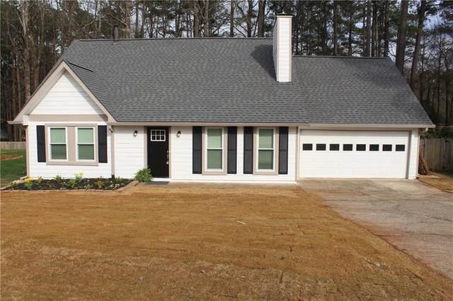 10245 Old Woodland Entry, Alpharetta, GA 30022 (MLS #6696077) :: MyKB Partners, A Real Estate Knowledge Base