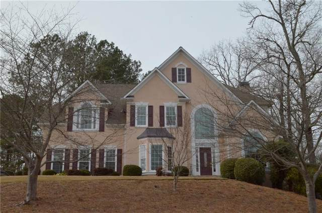1123 Hunters Glen Drive, Woodstock, GA 30189 (MLS #6696110) :: Path & Post Real Estate