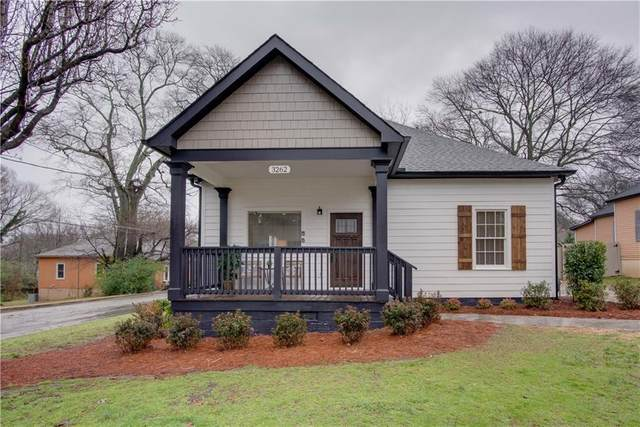 3262 Dogwood Street, College Park, GA 30337 (MLS #6696142) :: MyKB Partners, A Real Estate Knowledge Base