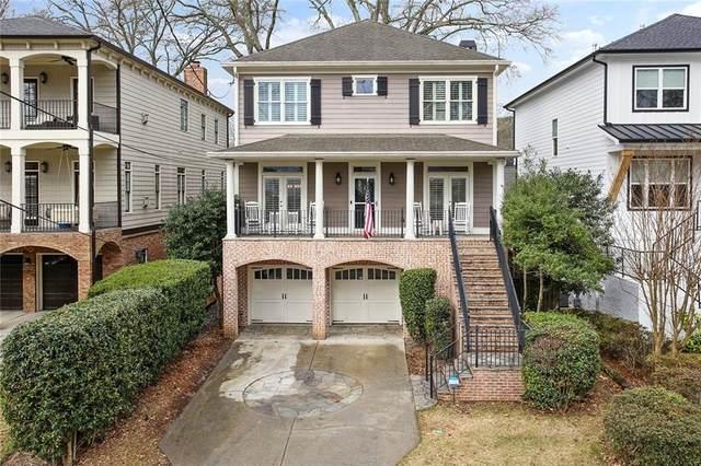 2620 Caldwell Road NE, Brookhaven, GA 30319 (MLS #6696312) :: MyKB Partners, A Real Estate Knowledge Base