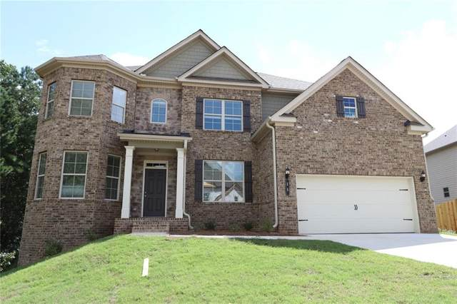 3245 Long Creek Drive (Lot 53), Buford, GA 30518 (MLS #6696377) :: MyKB Partners, A Real Estate Knowledge Base