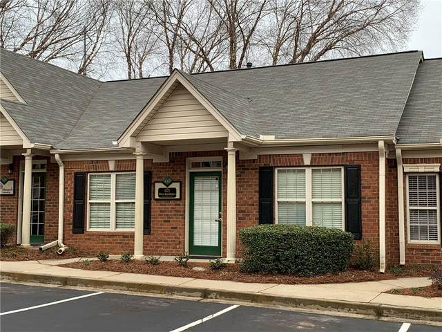 1301 Shiloh Road #440, Kennesaw, GA 30144 (MLS #6696395) :: Rich Spaulding