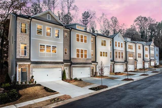 1639 Venture Point Way #29, Decatur, GA 30032 (MLS #6696402) :: RE/MAX Paramount Properties