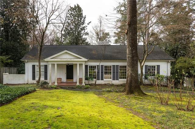 218 W Paces Ferry Road NW, Atlanta, GA 30305 (MLS #6696440) :: MyKB Partners, A Real Estate Knowledge Base