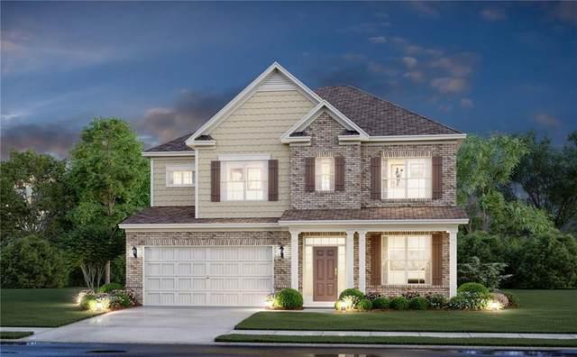 1853 Hanwoo Lane, Powder Springs, GA 30127 (MLS #6696458) :: MyKB Partners, A Real Estate Knowledge Base