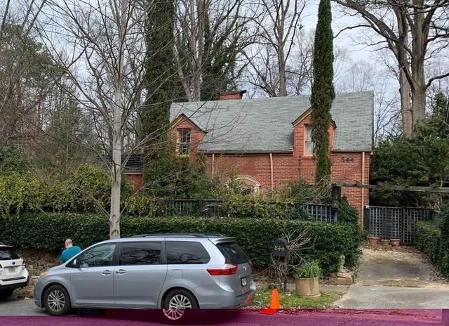 844 Kings Court NE, Atlanta, GA 30306 (MLS #6696484) :: North Atlanta Home Team