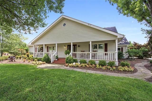 1072 Eagles Perch Road, Ball Ground, GA 30107 (MLS #6696486) :: Path & Post Real Estate